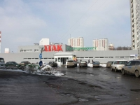 neighbour house: st. Initsiativnaya, house 76В. supermarket