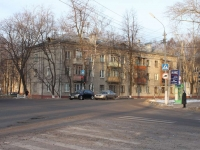 Lyubertsy, Mitrofanov st, house 1. Apartment house