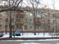 Lyubertsy, Mitrofanov st, house 6. Apartment house