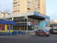 neighbour house: st. Mitrofanov, house 11А. multi-purpose building