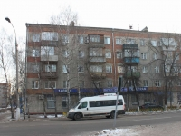 Lyubertsy, Mitrofanov st, house 12. Apartment house