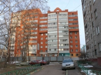 Lyubertsy, Mitrofanov st, house 15. Apartment house