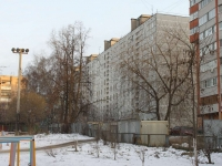 Lyubertsy, Mitrofanov st, house 19. Apartment house