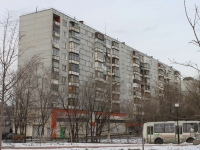 neighbour house: avenue. Komsomolsky, house 9. Apartment house