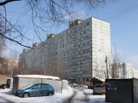 Lyubertsy, Komsomolsky avenue, house 13. Apartment house