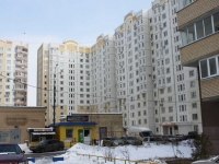 Lyubertsy, Komsomolsky avenue, house 21. Apartment house