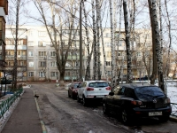 Lyubertsy, Kommunisticheskaya st, house 3. Apartment house