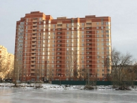 Lyubertsy, Kommunisticheskaya st, house 4 к.1. Apartment house
