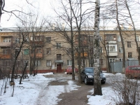 Lyubertsy, Krasnogorskaya 1-ya st, house 22 к.1. Apartment house