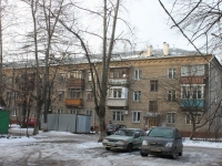 neighbour house: st. Krasnogorskaya 1-ya, house 22 к.3. Apartment house