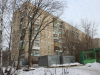 Lyubertsy, Krasnogorskaya 3-ya st, house 33. Apartment house