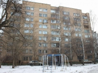 Lyubertsy, Krasnogorskaya 3-ya st, house 34. Apartment house