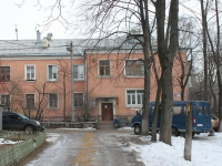 Lyubertsy, Krasnogorskaya st, house 10. Apartment house