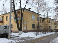 Lyubertsy, Krasnogorskaya st, house 13. Apartment house