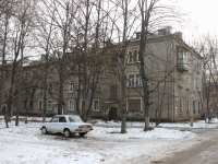 Lyubertsy, Krasnogorskaya st, house 16. Apartment house