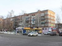 Lyubertsy, Krasnogorskaya st, house 19 к.1. Apartment house