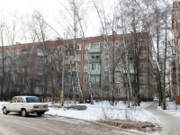 Lyubertsy, Krasnogorskaya st, house 19 к.2. Apartment house