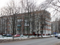neighbour house: st. Krasnogorskaya, house 21/2. Apartment house