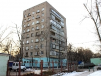 neighbour house: st. Krasnogorskaya, house 23А. Apartment house