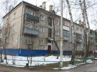 Lyubertsy, Krasnogorskaya st, house 30. Apartment house