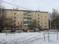 Lyubertsy, Krasnogorskaya st, house 31. Apartment house