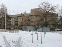neighbour house: st. Krasnogorskaya, house 32. Apartment house