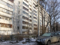 Lyubertsy, Lev Tolstoy st, house 2. Apartment house