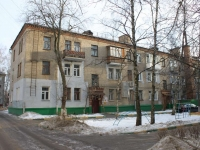 neighbour house: st. Lev Tolstoy, house 4. Apartment house
