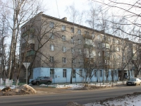 neighbour house: st. Lev Tolstoy, house 5. Apartment house