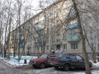 neighbour house: st. Lev Tolstoy, house 9. Apartment house