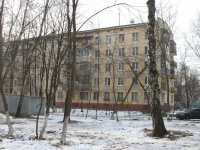 neighbour house: st. Lev Tolstoy, house 10 к.2. Apartment house