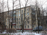 neighbour house: st. Lev Tolstoy, house 10 к.3. Apartment house