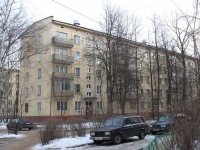 Lyubertsy, Lev Tolstoy st, house 10 к.4. Apartment house