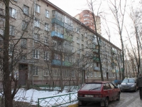 Lyubertsy, Lev Tolstoy st, house 11. Apartment house