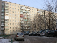 neighbour house: st. Lev Tolstoy, house 13. Apartment house