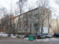 соседний дом: ул. Льва Толстого, дом 14 к.1. многоквартирный дом