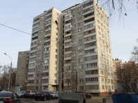 Lyubertsy, Lev Tolstoy st, house 15. Apartment house