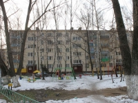 neighbour house: st. Lev Tolstoy, house 18. Apartment house