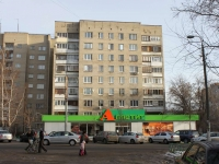 neighbour house: st. Lev Tolstoy, house 27. Apartment house with a store on the ground-floor