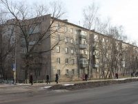 neighbour house: st. Lev Tolstoy, house 29. Apartment house
