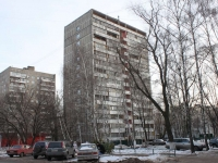 neighbour house: st. Pobratimov, house 8. Apartment house