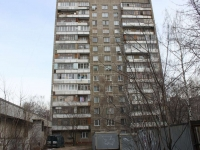 Lyubertsy, Pobratimov st, house 10. Apartment house