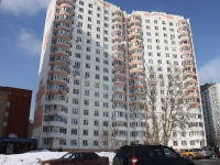 neighbour house: st. Pobratimov, house 11. Apartment house