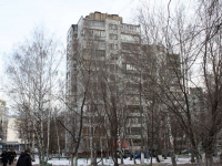 neighbour house: st. Pobratimov, house 12. Apartment house