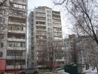 Lyubertsy, Pobratimov st, house 14. Apartment house
