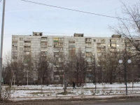 Lyubertsy, Pobratimov st, house 15. Apartment house