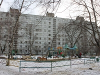neighbour house: st. Pobratimov, house 16. Apartment house