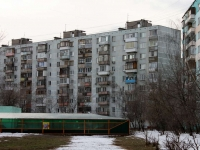 Lyubertsy, Pobratimov st, house 22. Apartment house