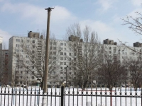 Lyubertsy, Pobratimov st, house 25. Apartment house