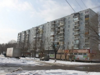 Lyubertsy, Pobratimov st, house 26. Apartment house